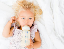 Baby Bottle Tooth Decay - Pediatric Dentist in Ann Arbor, MI