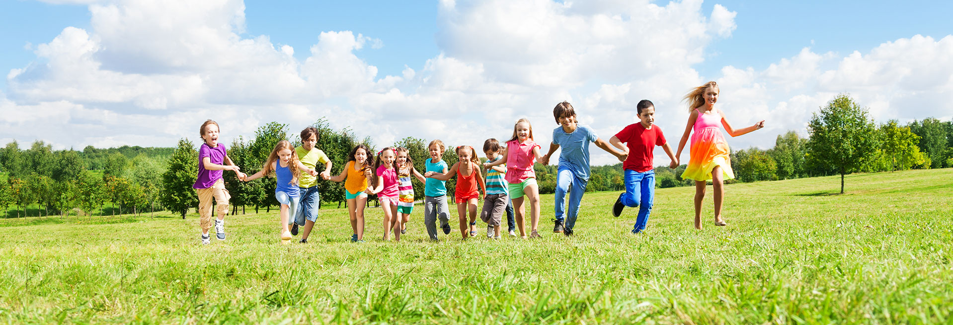 Kids Running - Pediatric Dentist in Ann Arbor, MI